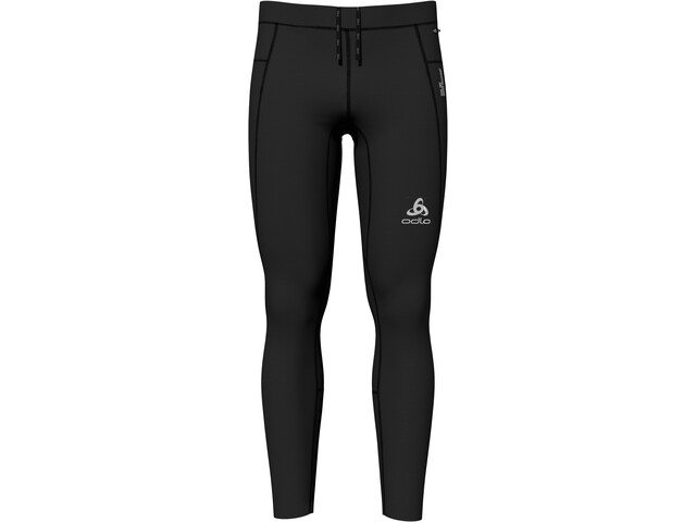 Odlo Zeroweight Dual Dry Water Resistant Mallas Hombre, black